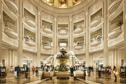The Parisian Macao set to be unveiled in late 2016 and is certainly going to be tres magnifique