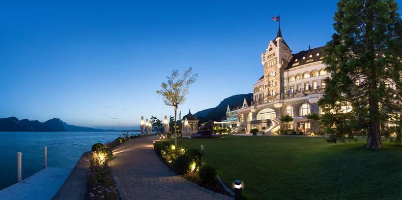 Park Hotel Vitznau luxury hotels