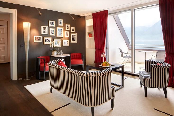 Park Hotel Vitznau room