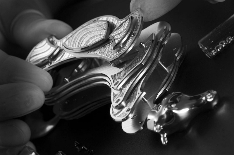 Parmigiani Fleurier Hippologia exceptional watch SIHH 2016-the making