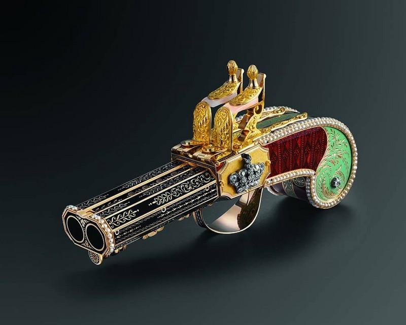 Parmigiani Fleurier The Pistol  Restoration-