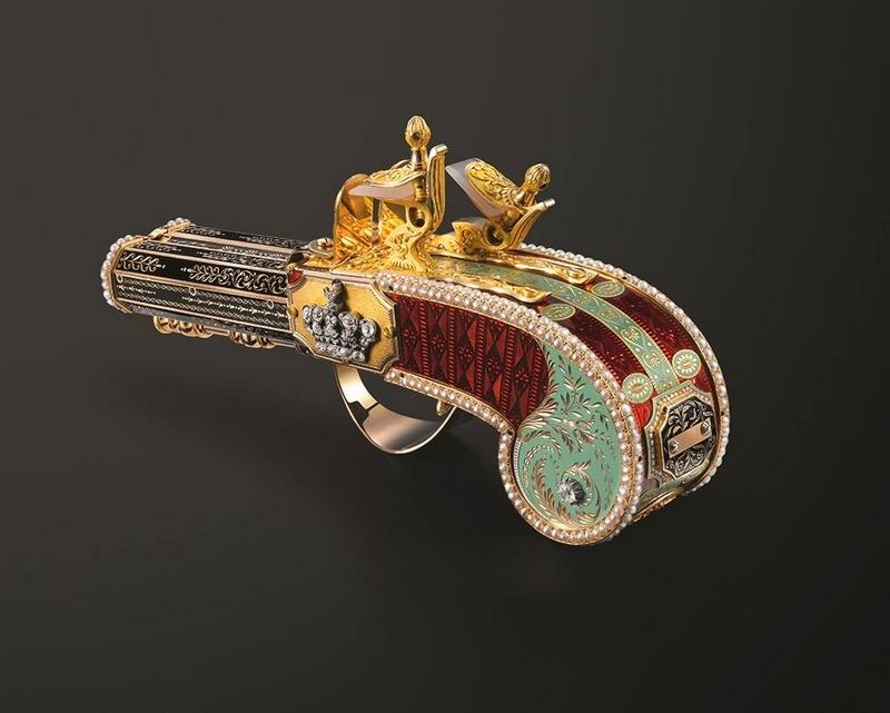Parmigiani Fleurier The Pistol  Restoration