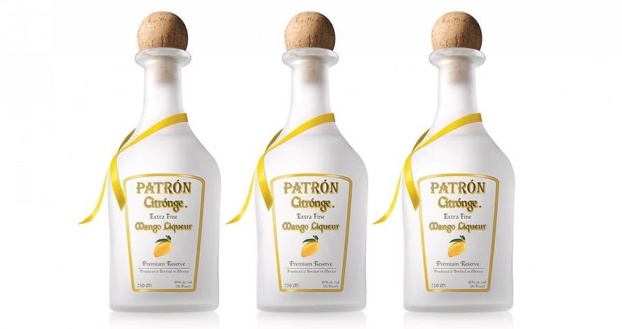 Patrón Citrónge Mango and the authentic Mexican flavor