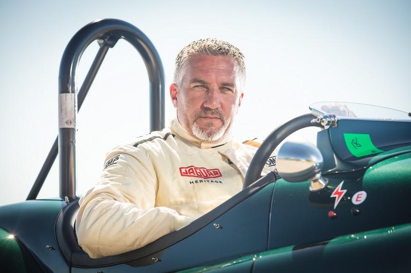 Paul Hollywood for Jaguar_Heritage_Challenge 2015-