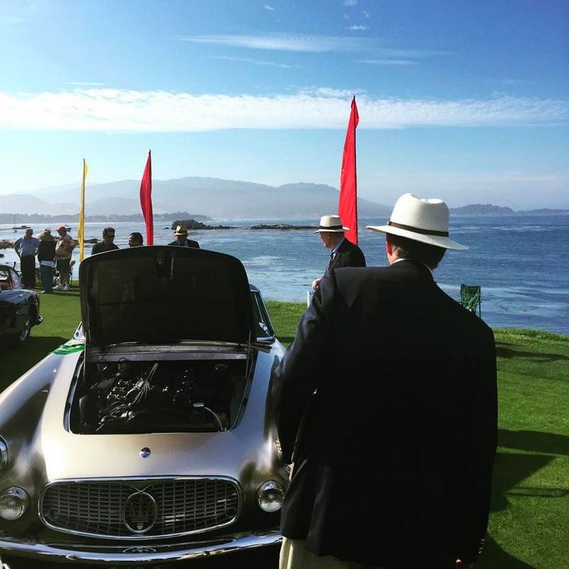 Pebble Beach Concours D'Elegance 2015-