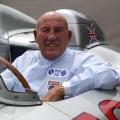 Pebble Beach - Sir Stirling Moss - Mercedes-Benz