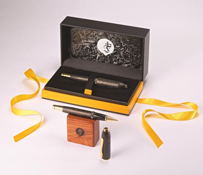 peerless-fonderie-47-collectors-edition-rollerball-pen