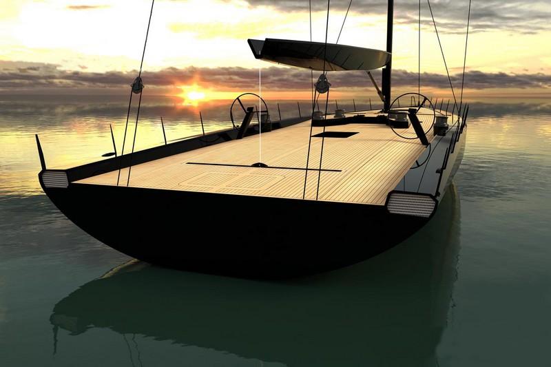 Persico Marine and Pininfarina WallyCento 4 yacht--