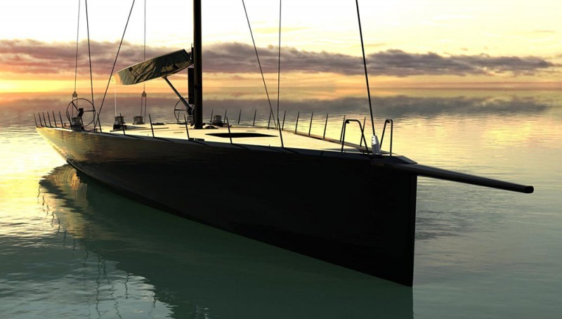 Persico Marine and Pininfarina WallyCento 4 yacht-design ext