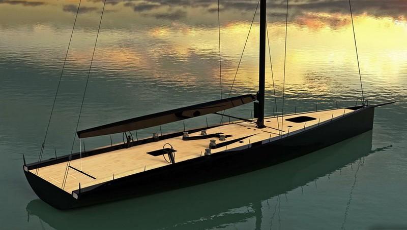 Persico Marine and Pininfarina WallyCento 4 yacht