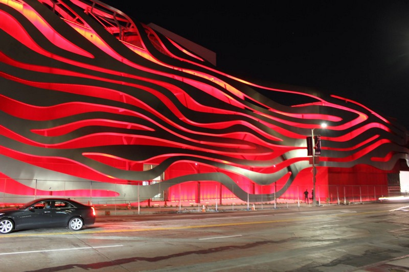 Petersen Automotive Museum -