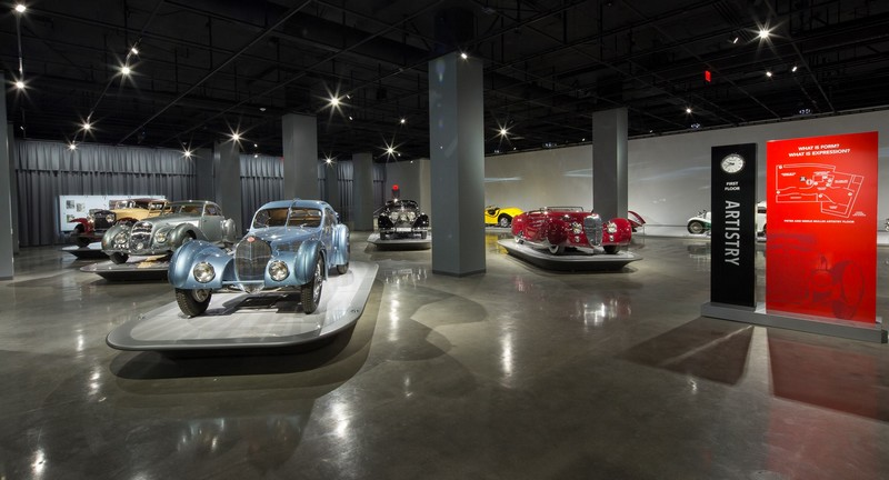 Petersen Automotive Museum - 2015