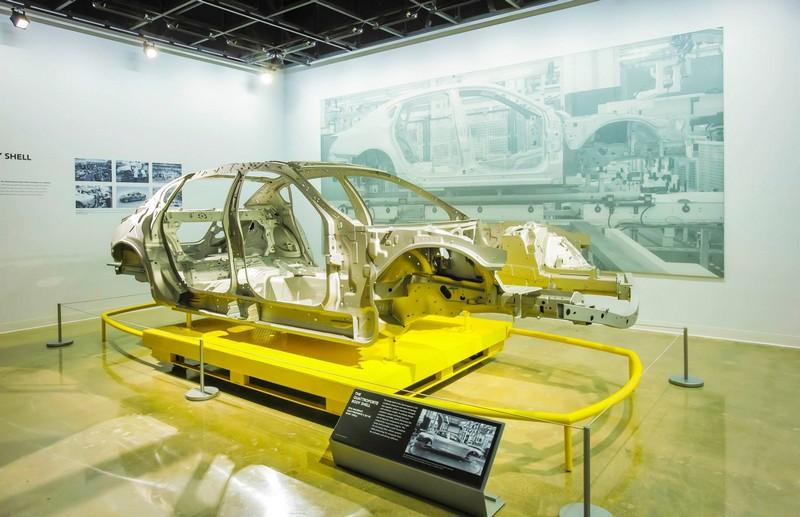 Petersen Automotive Museum - Maserati exhibit 2016--