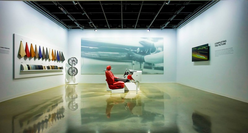 Petersen Automotive Museum - Maserati exhibition 2015 - 2016