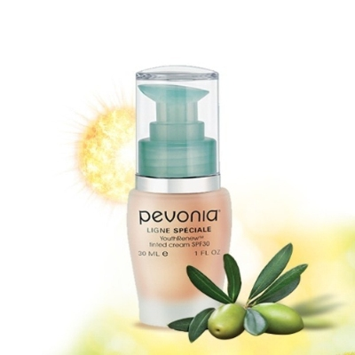 Pevonia YouthRenew Tinted Cream SPF 30 -204