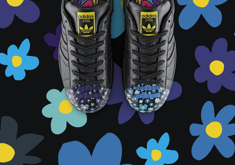 Pharrell Williams is back for Fall Winter 2015 with Supershell--