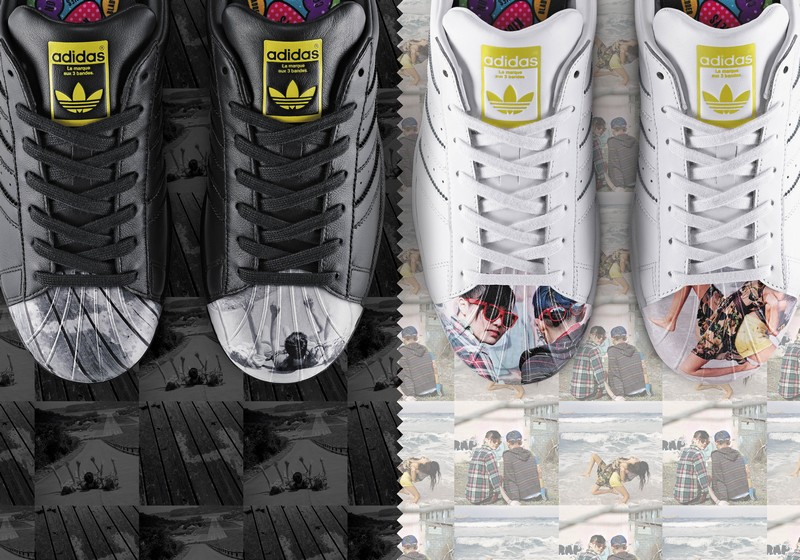 Pharrell Williams is back for Fall Winter 2015 with Supershell---