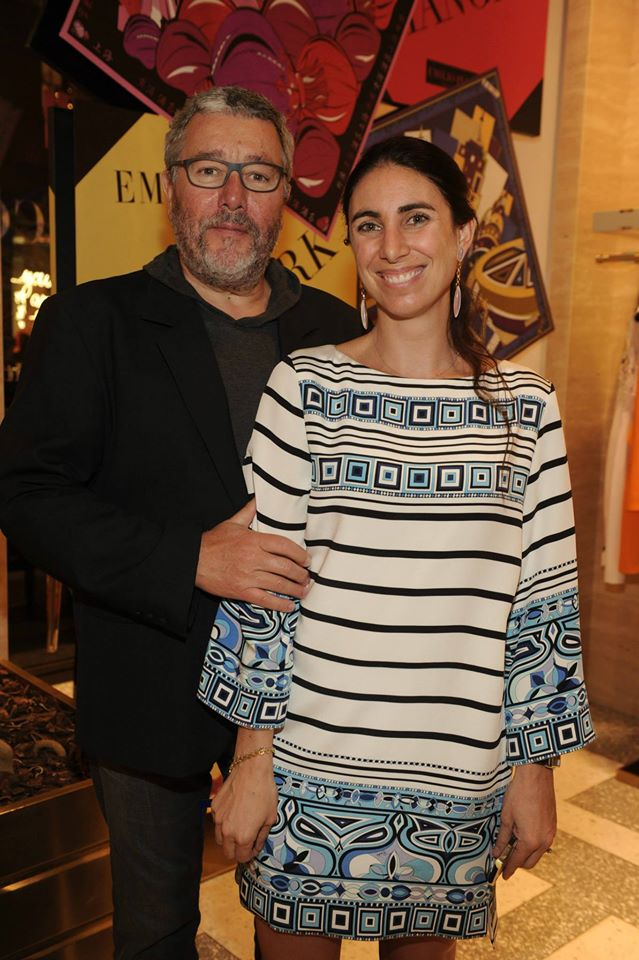 Philippe Starck, Lorenza Luti
