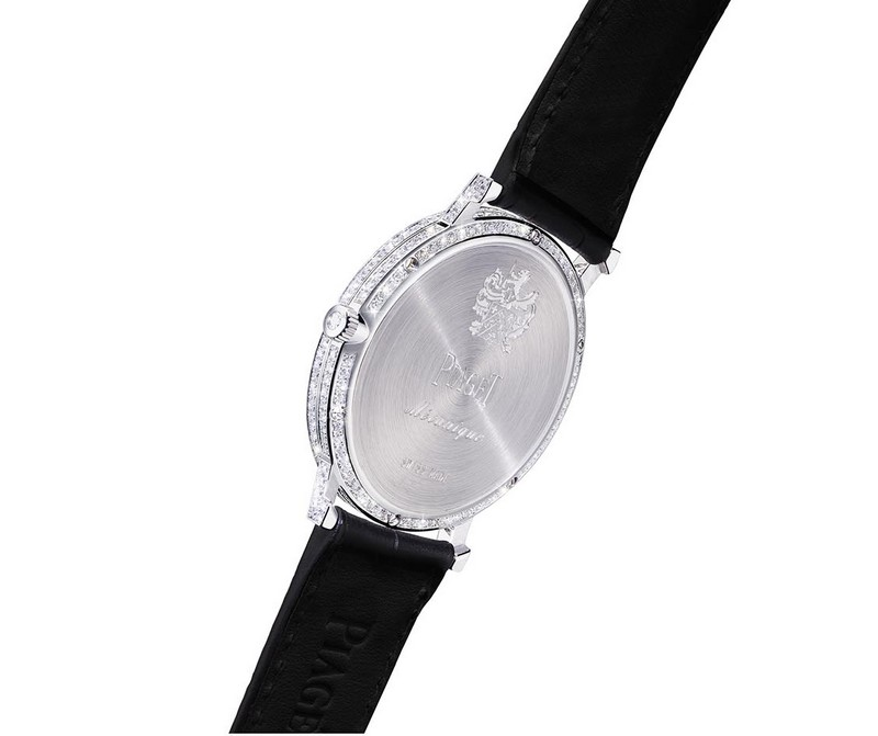 Piaget Altiplano 38MM 900D - The world's thinnest haute joaillerie watch-
