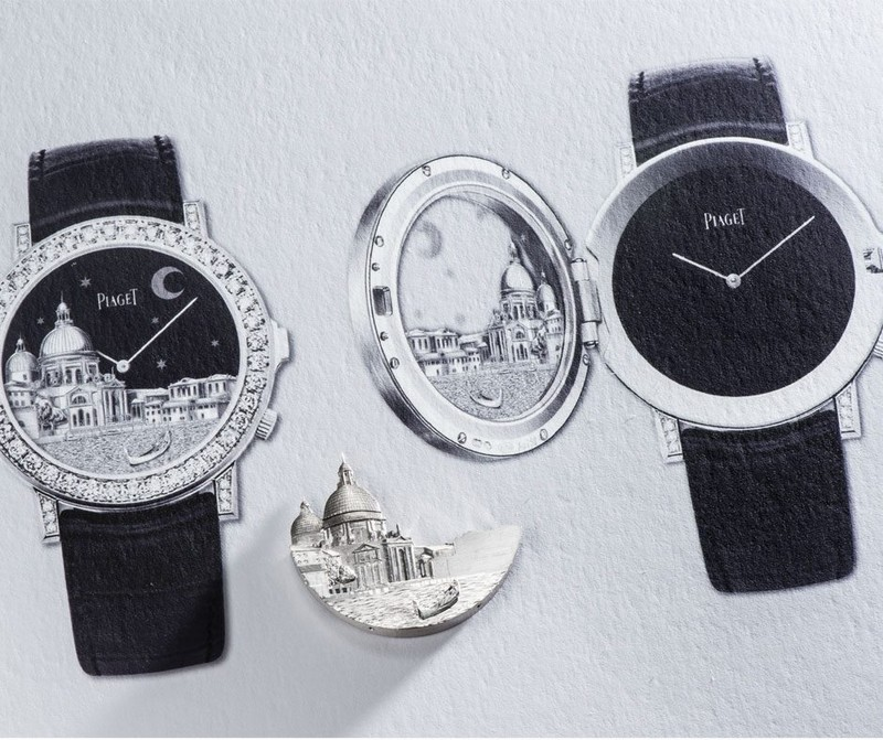 Piaget Altiplano Double Jeu showcased at Watches & Wonders