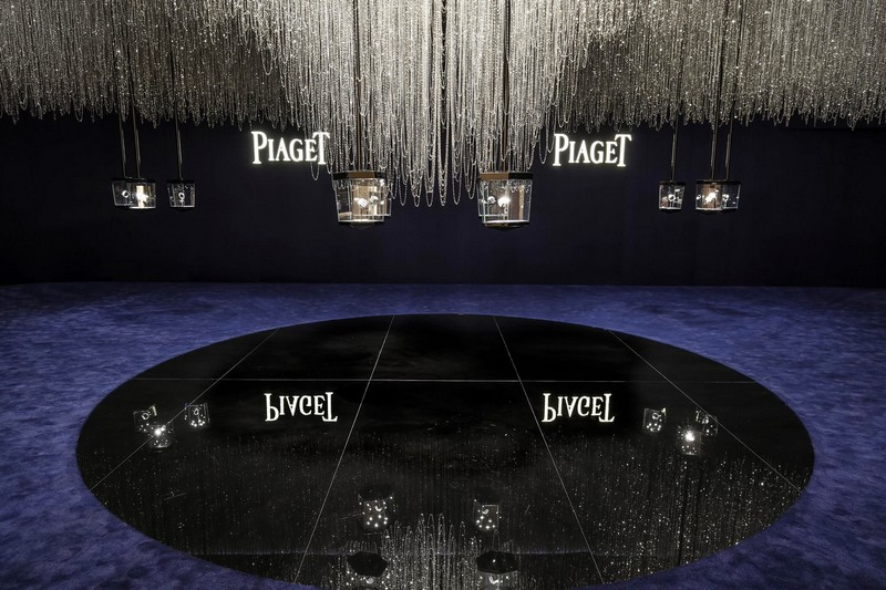 Piaget SIHH 2016 booth