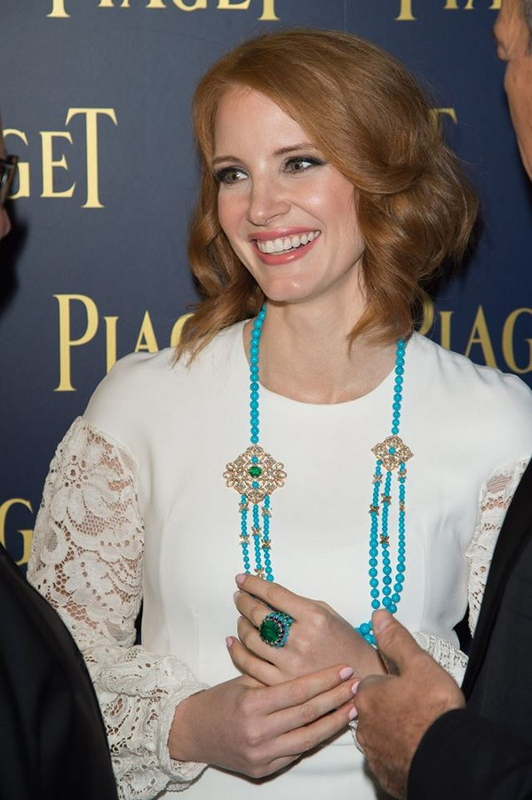 Piaget  Secrets and Lights necklace and Extremely Piaget ring
