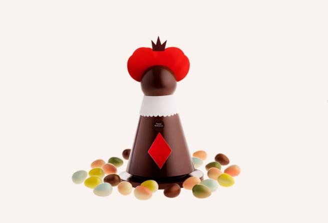 Pierre Marcolini Easter in Wonderland - La Grande Reine
