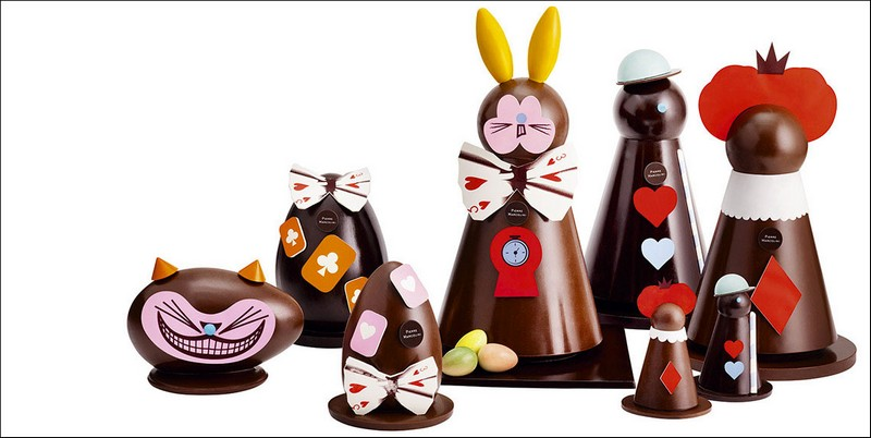 Pierre Marcolini Easter in Wonderland haute chocolate collection