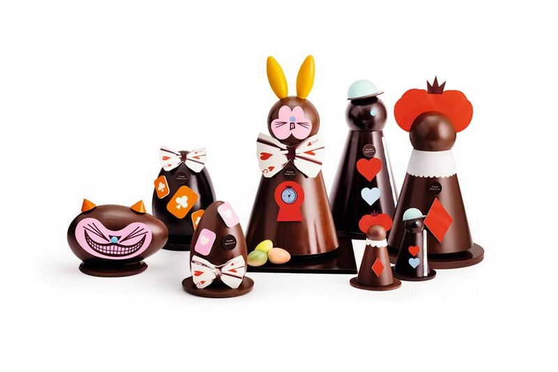 Pierre Marcolini Easter in Wonderland