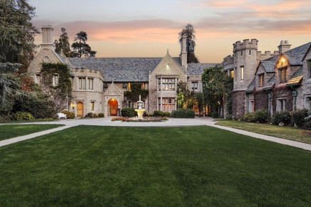 The $100 million Playboy Mansion has a new owner