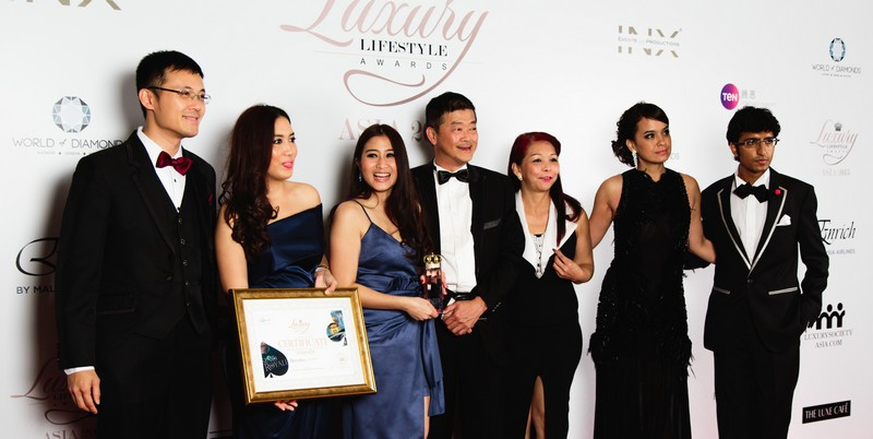 Ploychan Svetavimala, Kwankao Svetavimala (KWANKAO), Angelique Nicolette Teo, Karan Tilani (World of Diamonds)