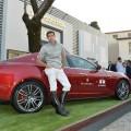 Polo-Duvet La Martina for Maserati echoes the iconic polo shirt-