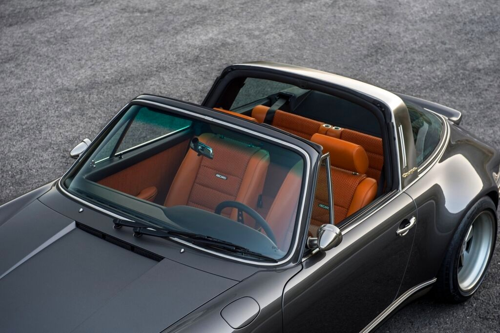 Porsche 911 Targa Reimagined by Singer -2015-goodwood