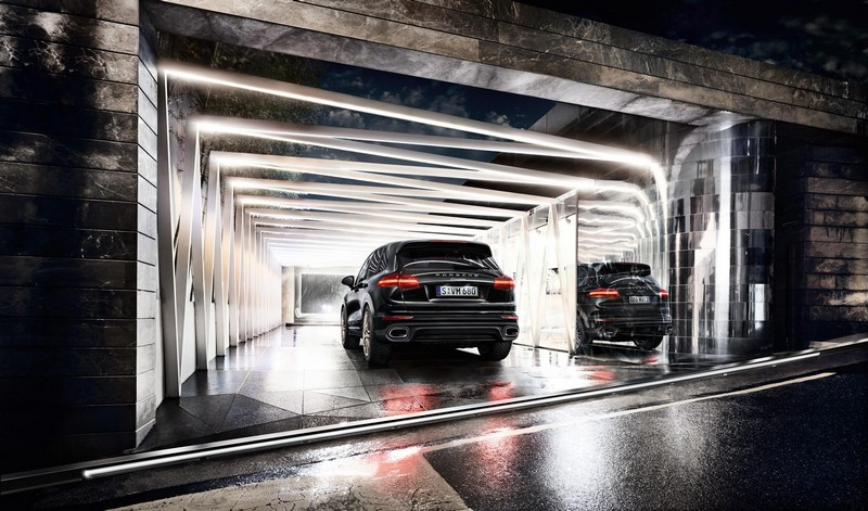 Porsche Cayenne Platinum Edition 2016---