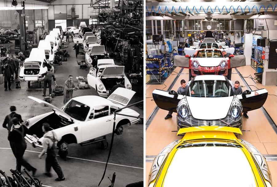 Porsche Classic - POrsche 911 since 1963