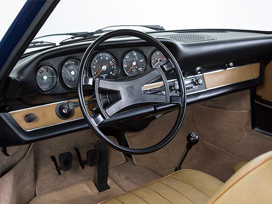 Porsche Classic Recreates Dashboard for Historic 911 -