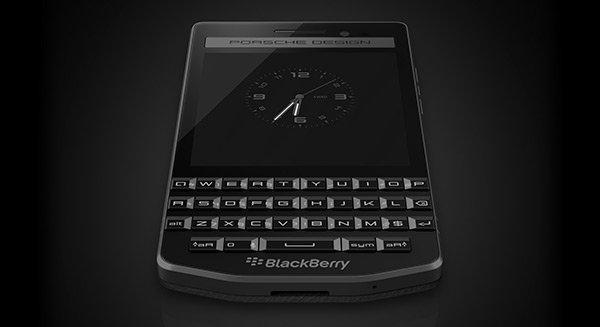Porsche Design P'9983 Graphite smartphone- 2015 edition