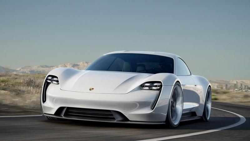 PorscheMissionE