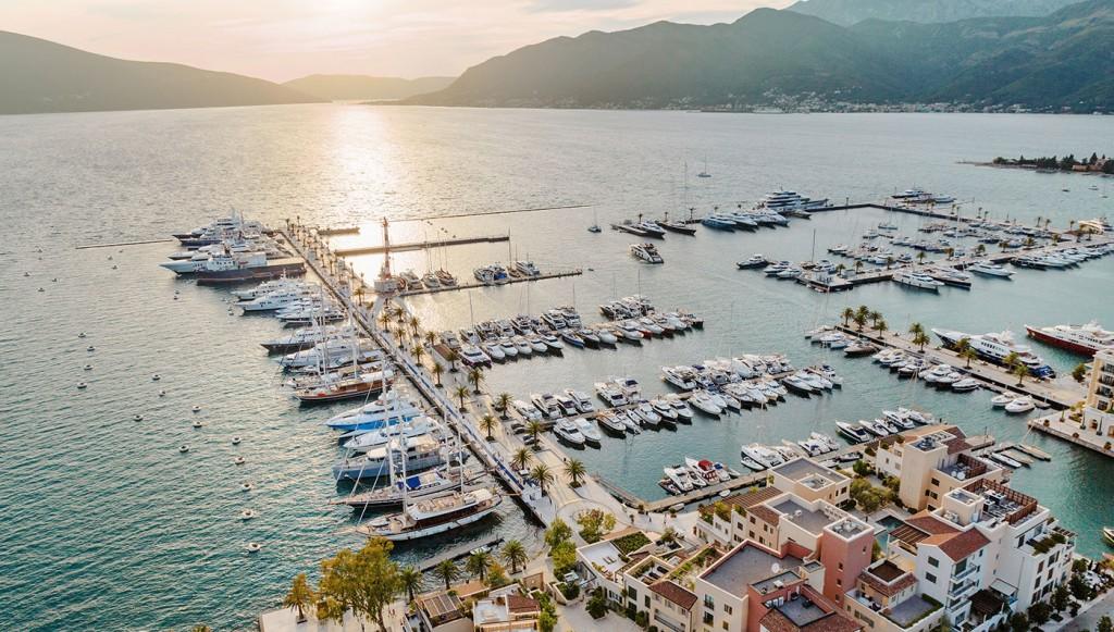 Porto Montenegro tops The List for Superyacht Berths-
