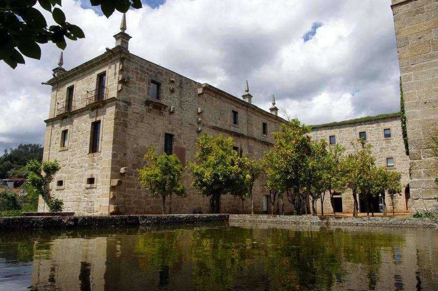 Pousada Mosterio de Amares, Amares, near Braga, North Portugal