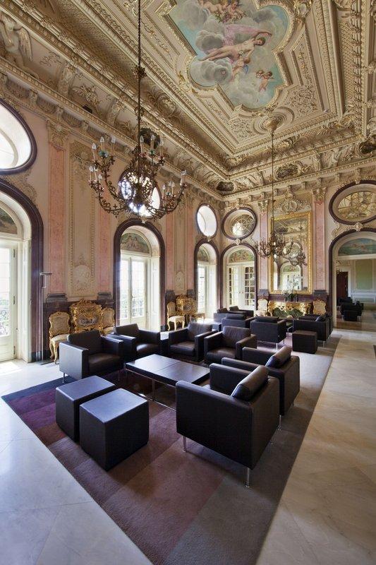 Pousada Palacio de Estoi, the Algarve-architecture details-