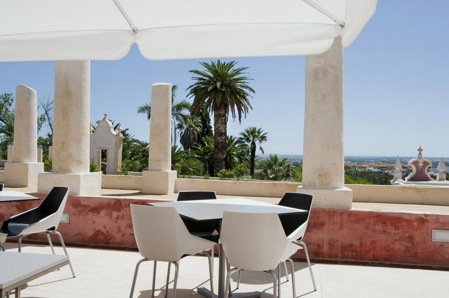 Pousada Palacio de Estoi, the Algarve-terrace