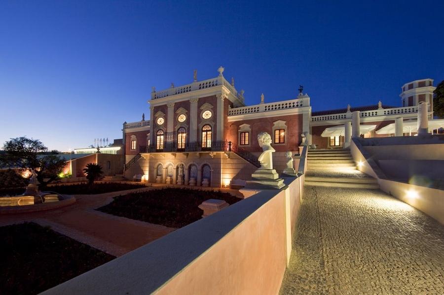 Pousada Palacio de Estoi, the Algarve