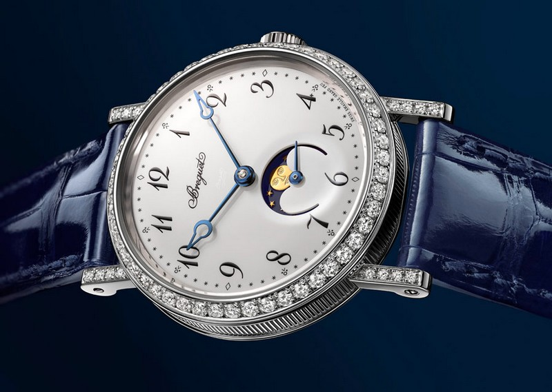 Pre-Baselworld 2016 -  Breguet's chic reinvented with Classique Phase de Lune Dame watch -2luxury2com