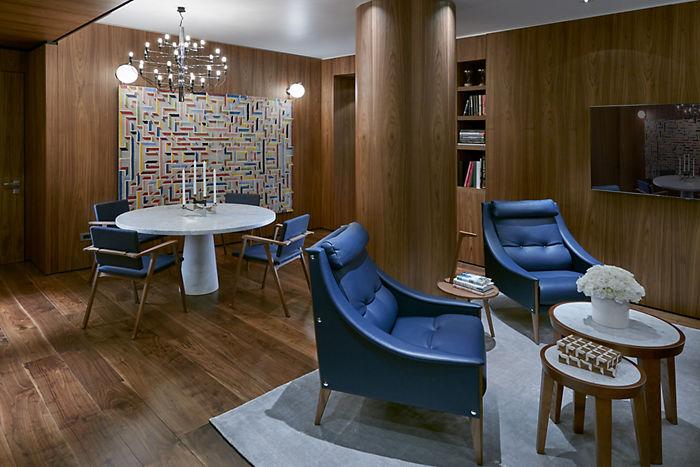 Premier Suite Bedroom Mandarin Oriental Milan-