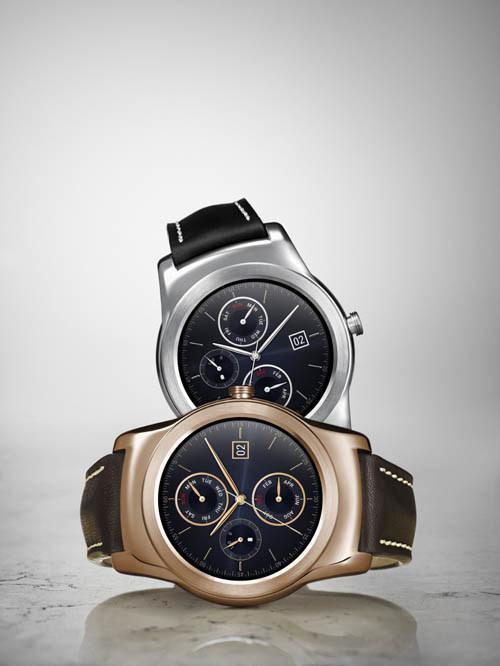 LG Electronics - Watch Urbane