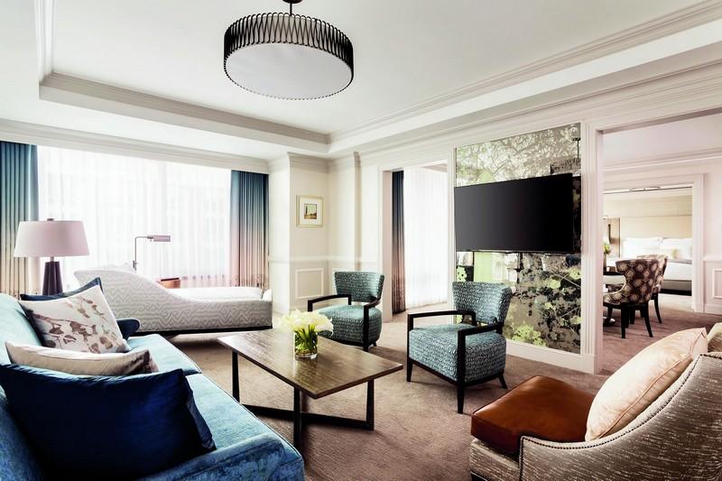 Presidential Suite at The Ritz-Carlton, Washington