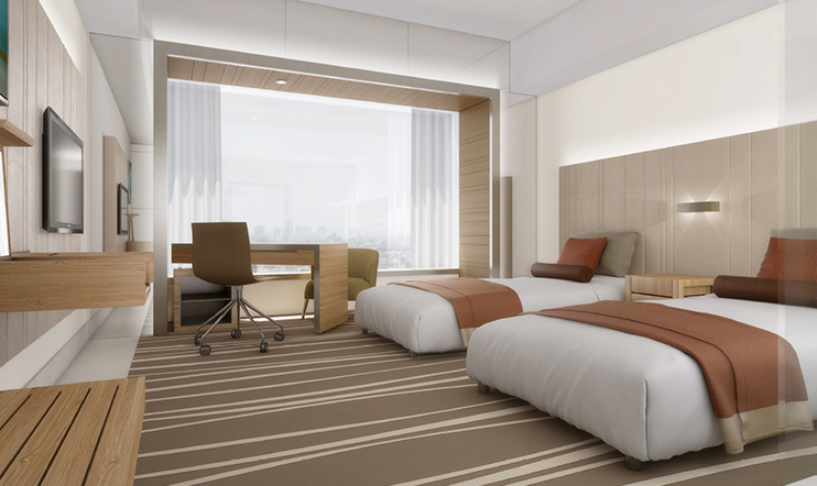 Prince Gallery Tokyo Kioicho A luxury collection hotel 2016 opening-2luxury2-deluxe room
