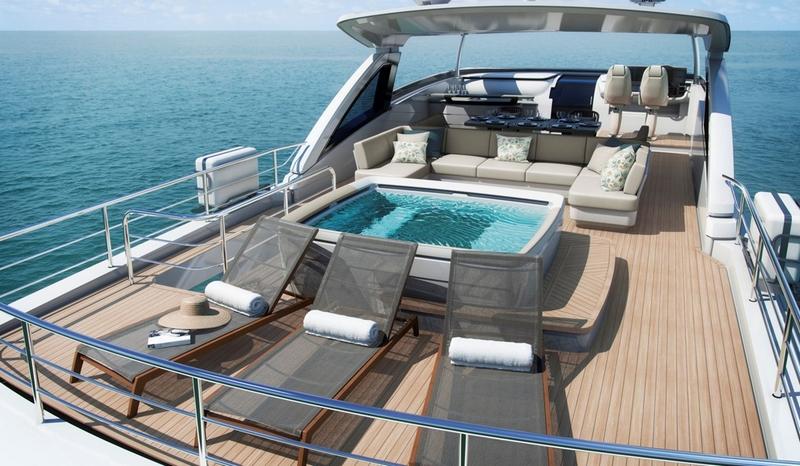 Princess Yachts 30M yacht-