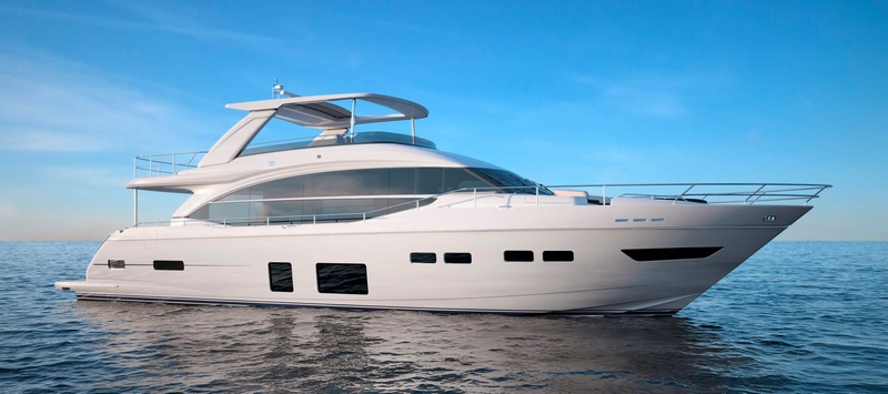 Princess Yachts - Princess 75 Motor Yacht